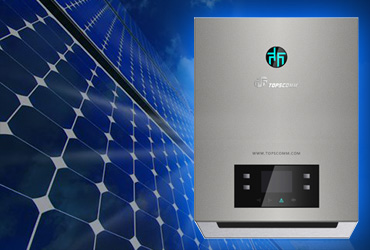 Topscomm fotovoltaico Power Management System